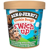 BEN & JERRY'S Cookie Dough S'wich Up 465 ml