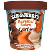 BEN & JERRY'S Karamel Sutra 465 ml