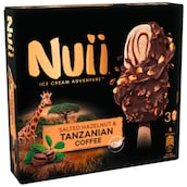 Nuii Salted Hazelnut & Tanzanian Coffee 3 x 90 ml