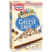 Dr.Oetker Cheesecake American Style Chocolate 355 g