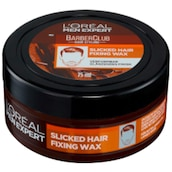 L'ORÉAL MEN EXPERT Barber Club Slicked Hair Fixing Wax 75 ml