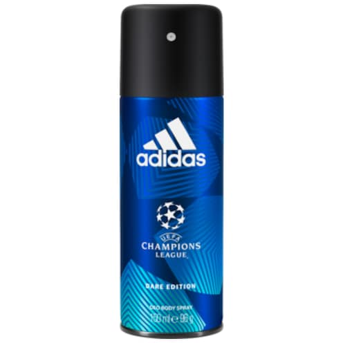 adidas UEFA 5 Dare Edition for him Deo Bodyspray Würzig-aromatisch 150 ml