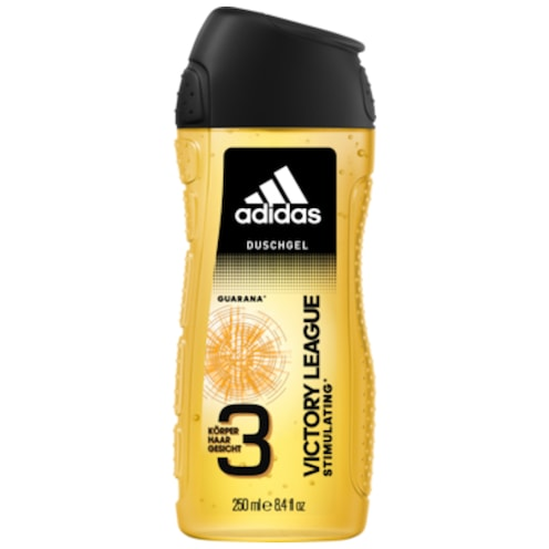 adidas 3in1 Victory League Shower Gel Stimulierend 250 ml