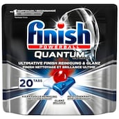 finish Quantum Ultimate Geschirrspültabs 20 Tabs