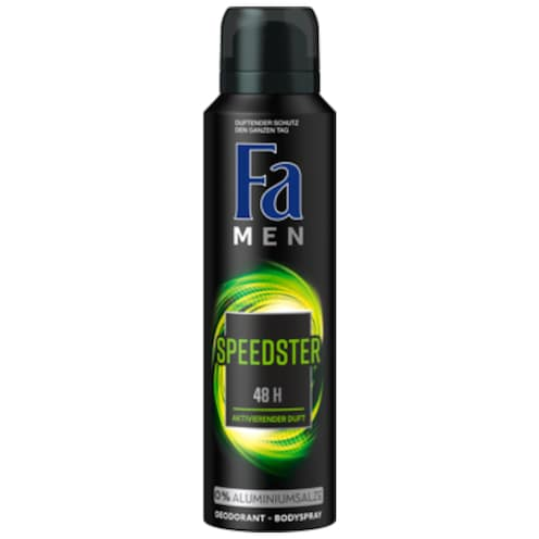 Fa Men Deospray Speedster 150 ml