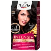 Poly Palette Intensiv Creme Coloration schwarz 115 ml