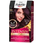 Poly Palette Intensiv Creme Coloration aubergine 115 ml
