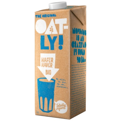 Oatly Bio Hafer 1 l