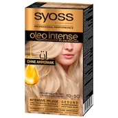 syoss Intense Öl-Permanente Coloration 10-50 helles aschblond 115 ml