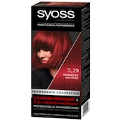 syoss Permanente Coloration 5-29 intensives rot Stufe 3 115 ml