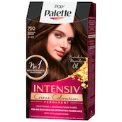 Poly Palette Intensiv Creme Coloration 750 schokobraun 115 ml