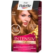 Poly Palette Intensiv Creme Coloration 546 karamell goldblond 115 ml