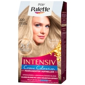Poly Palette Intensiv Creme Coloration 220 frostiges silberblond 115 ml