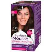 Perfect Mousse Permanente Schaumcoloration 365 schokobrownie Stufe 3 93 ml