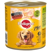 Pedigree Plus Vital Protection mit Rind in Sauce 800 g