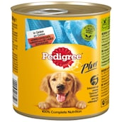 Pedigree Plus Vital Protection mit Rind in Jelly 800 g