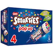 Nestlé Smarties Pop Up Multipack 4 x 85 ml