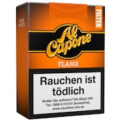 Al Capone Flame Pockets Filter Cigarillos 18 Stück