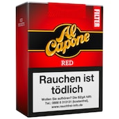 Al Capone Red Pockets Filter Cigarillos 18 Stück