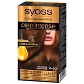 syoss Intense Öl-Permanente Coloration 4-60 goldbraun 115 ml