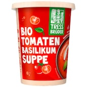Tress Brüder Bio Tomaten-Basilikum-Suppe 450 ml