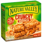 Nature Valley Crunchy Erdnussbutter 10 Riegel