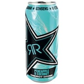 ROCKSTAR Freeze Pineapple & Coconut 0,5 l
