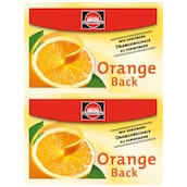 Dr.Oetker Schwartau Orange Back 2 x 5 g