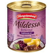 Hengstenberg Mildessa Rotkohl Traditionelle Art 285 g