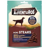 Purina Adventuros Mini Steaks Hirsch 70 g