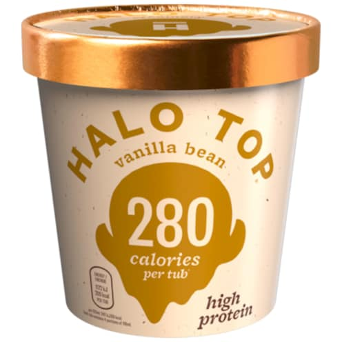 Halo Top Vanilla Bean 473 ml