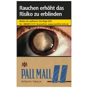 Pall Mall Authentic Blue 20 Stück