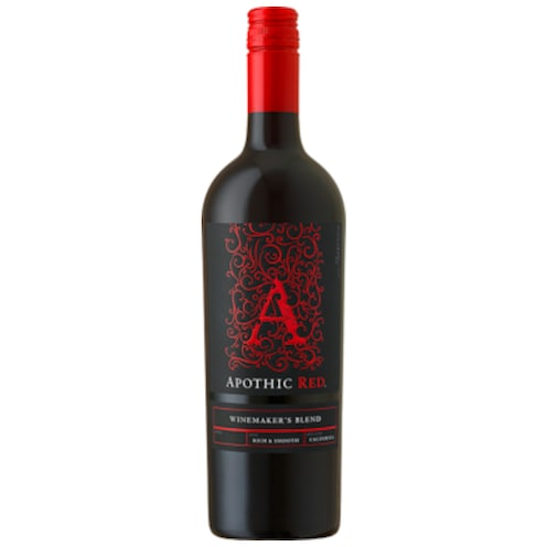 Apothic Red Winemaker's Blend California halbtrocken 0,75 l