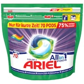 Ariel All-In-1 Colorwaschmittel Pods 70 Waschladungen