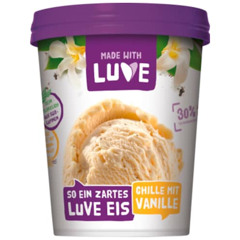 Made With Luve Lupinen Eis Vanille 450 ml