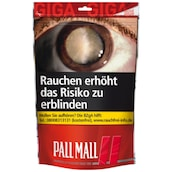 Pall Mall Red Giga Tabak 135 g