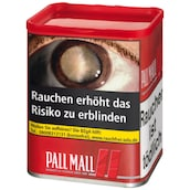 Pall Mall Red L Dose Tabak 45 g
