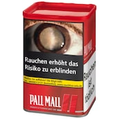 Pall Mall Red XL Dose Tabak 60 g