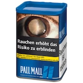 Pall Mall Blue XL Dose Tabak 60 g