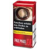 Pall Mall Red XXL Dose Tabak 105 g