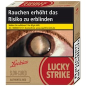 Lucky Strike Authentic Red Zigaretten Giga 32 Stück