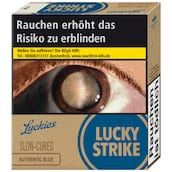 Lucky Strike Authentic Blue Zigaretten Giga 32 Stück