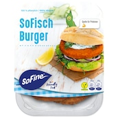SoFine SoFish Burger 2 x 80 g