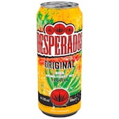 Desperados Original Tequila Flavoured Beer 0,5 l