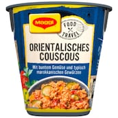 Maggi Food Travel Cup Orientalisches Couscous 61 g
