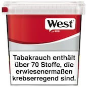 West Red Volume Tobacco Box 280 g
