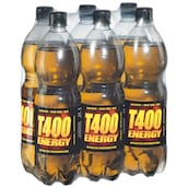 T400 Energy-Drink - 6- Pack 6 x 1 l