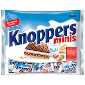 Knoppers Knoppers Minis 200 g