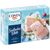 COSTA MSC Seelachs Filets 225 g