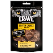 Crave Protein Chunks mit Huhn 55 g